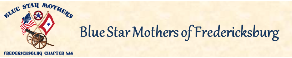 Blue Star Mothers of Fredericksburg