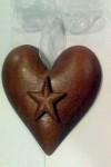 Blue star heart 1 Star